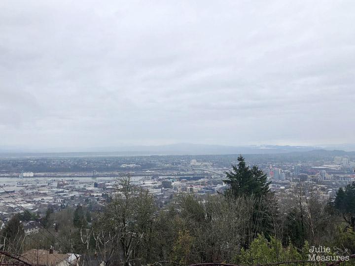 Hiking in Portland