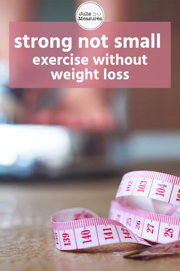 exercise without weight loss